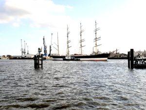 Auf zum Hafenmuseum Hamburg.
