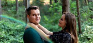 junges Paar für die langfristige private Altersvorsorge mit Christoph Vogt unabhängige Finanzberatung Geldanlage mit Investmentfonds