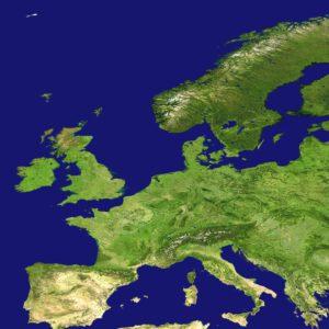 Unabhängiger Finanzberater Christoph Vogt über Innovationen durch das Militär Satellitenaufnahme Europa Geldanlage Vermögensverwaltung Norddeutschland