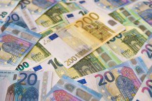 EURO Geldscheine Christoph Vogt Finanzberatung Geldanlage Vermögensverwaltung Niedersachsen Landkreis Stade Altes Land